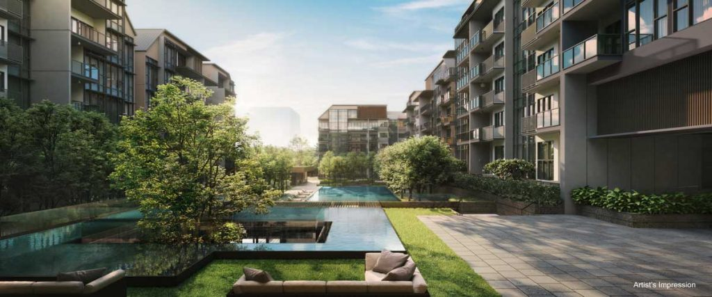 Verdale-Reflective-water-feature-at-courtyard-artist-impression