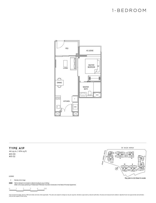 Verdale-floor-plan-1-bedroom-type-a1p